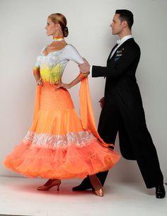 Simone Segatori & Annette Sudol #moda #campionidelmondo