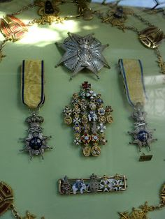 Marie Poutine's Jewels & Royals: The Treasury at Rosenborg Castle