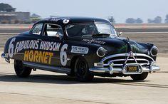 CarDomain Obscure Muscle Car Parking Lot: The Fabulous Hudson Hornet