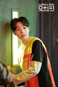 Lai Guanlin of Wanna One Jinyoung, Taiwan, Rapper, Kdrama, Guan Lin, Lai Guanlin, I Promise You, Kim Jaehwan, Ha Sungwoon