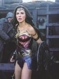Check Out A Stunning New Image Of Gal Gadot As WONDER WOMAN On The Latest Cover Of Empire Magazine