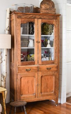 How To Decorate Shelves Quickly & Inexpensively