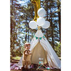 First birthday pow wow