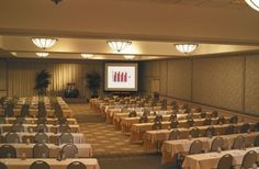 One of our many meeting rooms. Madison, Wisconsin Hotel.