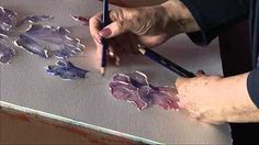 Intuitive Painting Lesson - YouTube