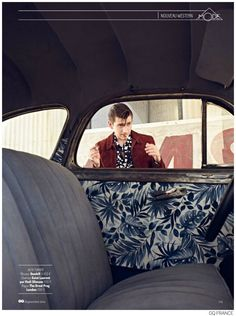 Arctic Monkeys Alex Turner Stars in Western Themed Shoot for GQ France September 2014 Issue image Alex Turner Arctic Monkeys GQ France September 2014 Photos 007 Arctic Monkeys, Teddy Boys, Alex Turner 2014, Alex Turner Cute, Gq, Rockabilly, Westerns, Ghost Cookies, Do I Wanna Know