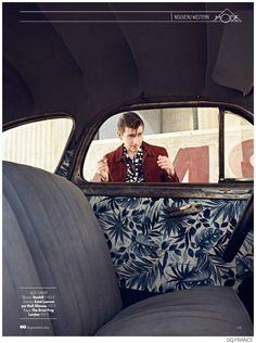 Arctic Monkeys Alex Turner Stars in Western Themed Shoot for GQ France September 2014 Issue image Alex Turner Arctic Monkeys GQ France September 2014 Photos 007 Arctic Monkeys, Teddy Boys, Alex Turner 2014, Alex Turner Cute, Gq, Rockabilly, Westerns, Matt Helders, Do I Wanna Know