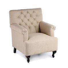 Three Posts Ervin Tufted Club Chair & Reviews   Wayfair