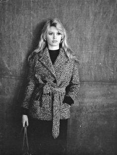 """Brigitte Bardot in """"En Cas de Malheur"""", 1958"""