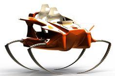 Quadrofoil - Electric Hydrofoiling Personal Watercraft