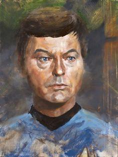 Star Trek: Dr. McCoy