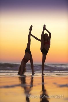 Going to the beach with my best friend and we are both dancers...lets hope we dont die while trying to do this
