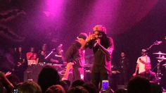 Wale & Chance The Rapper - Friendship Heights (House of Blues Chicago) https://www.youtube.com/watch?v=HTRMprXa0Qc