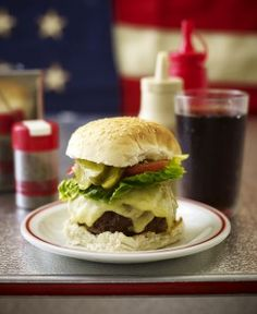 The Ultimate Cheeseburger