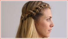 Best and easiest boho braiding tutorials Messy Braids, Cool Braids, Braids For Short Hair, Short Hair Styles, Bump Hairstyles, Braided Hairstyles Tutorials, Wedding Hairstyles, Braid Front Of Hair, Bohemian Braids