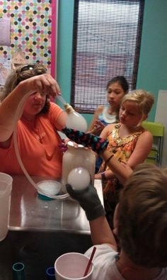 Weird Science Camp Session 1 Flower Mound, Texas  #Kids #Events