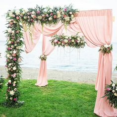 Wedding Wows, Ceremony Arch, Camila, Pavilion, Wedding Stuff, Backdrops, Floral Design, Table Decorations, Birthday