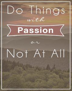Passion by Edward Houstman