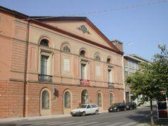 Museo Civico San Rocco (sede del Museo delle Targhe devozionali. Foto Archivio Comunale)