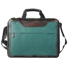 """""""Querworker is a xl-business bag out of waxed cotton, nylon and leather (€ instead of € Bag Sale, Mens Fashion, Business, Cotton, Leather, Bags, Style, Ocelot, Man Fashion"""
