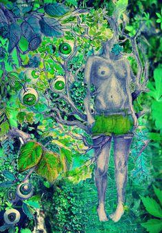 green by ~aspartamee on deviantART
