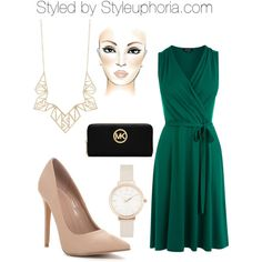 St Patrick's Day Inspired Outfit #PersonalShopper #Ireland
