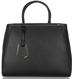 Fendi 2Jours Black $2,700. I almost bought this today - will be mine in May!