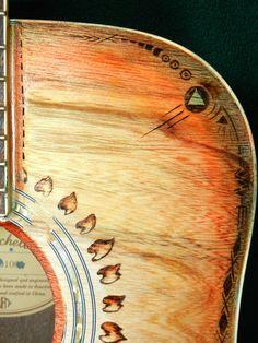 The Transformation of Matt's Guitar on RISD Portfolios