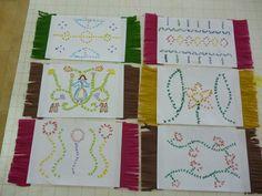 ΠΑΡΑΔΟΔΙΑΚΟ ΧΑΛΑΚΙ 25 March, Craft Patterns, Traditional Art, Crafts, 1 Decembrie, Education, Romania, School, Spring