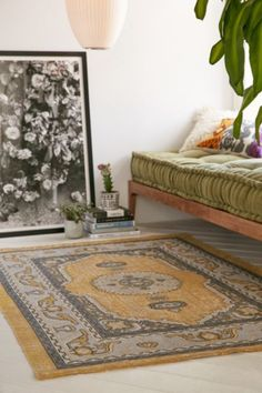 Magical Thinking Salma Printed Rug - Urban Outfitters