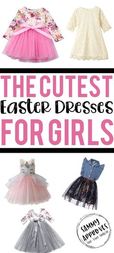1b86600aab8a 23 Best Little Girls Easter Dresses images | Little girls easter ...