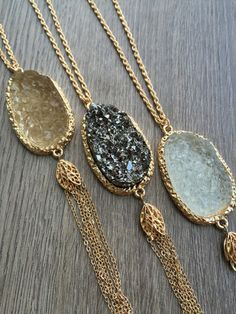 Crystal Dreaming Necklace – Lola Jeannine
