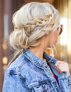 Back Sides Braids without Losing The Volume