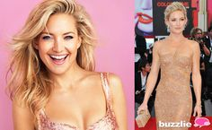Switching gears to someone who's actually famous for being talented, Kate hudson is an actress who has been nominated for an Academy Award and a classy woman.