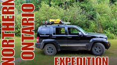 Northern Ontario Expedition - Part 2 - Day 3 - Sudbury to Shining Tree (Jeep Liberty) Waterloo Ontario, Jeep Liberty, Us Travel, Monster Trucks, Scenery, Day, Paisajes, Landscape, Landscapes