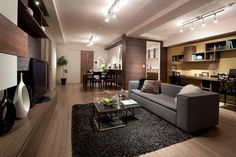 Best Interior Home Design Trends For 2020 - Interior Design Ideas Home Room Design, Home Interior Design, Interior Decorating, House Design, Studio Living, Home Living Room, Living Room Decor, Casa Loft, Living Styles