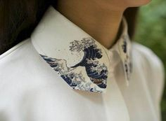 CULTURE N LIFESTYLE — Vintage Clothes Get a Fine Art Makeover...