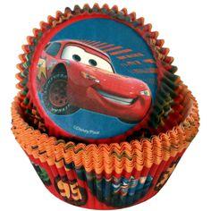 Disney Cars Baking Cups (16)
