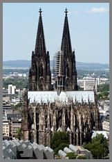 Cologne/Koln Cathedral, Germany