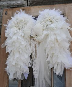"""Angel Wings WOW !! - Fiona and Twig: Junk Salvation...Can I Get An """"Amen?!"""""""