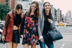 Street looks à la Fashion Week printemps-été 2016 de New York | Sup3rb
