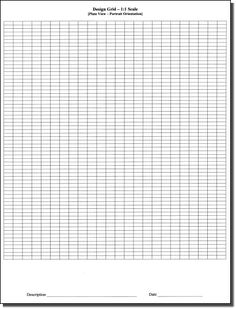 Grid papers scaled to match various Lego elements - good for area and perimeter activities