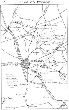 MILITARY MAP/BATTLE PLAN, WW1, WESTERN FRONT, ALLIED