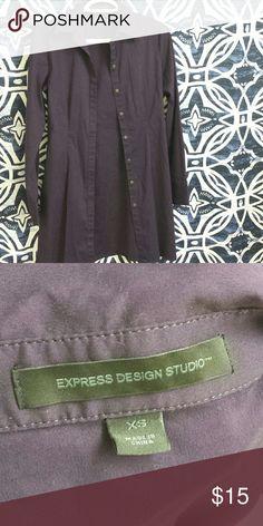 💖Express Dress Shirt Size XS Express Dress Size XS  Great condition Express Other