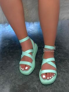 Mint Sandals, Malibu Black, Tomboy Fashion, Tomboy Style, Red Bandana, Blue Tie Dye, My Black, Mustache, Casual Wear
