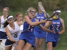 Cherry Creek girl's lacrosse  Denver Post
