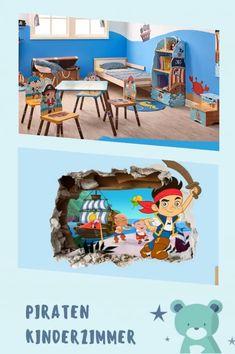 Die 252 besten Bilder von Kinderzimmer ▷ Pirat in 2020 ...