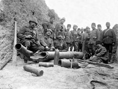 The Dardanelles campaign also has great significance to Turkish identity. A failure could have ruled out Turkey's involvement in the war. However, Gallipoli gave birth to the idea of Turkey as a nation.