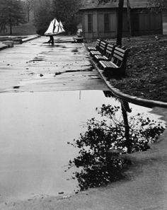 André Kertész - 1944. Full frame.
