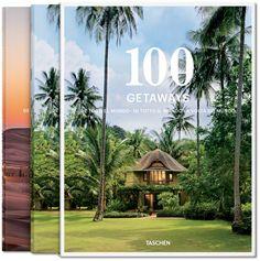 100 Getaways de todo el mundo. Libros TASCHEN (Jumbo, TASCHEN 25 Colección)